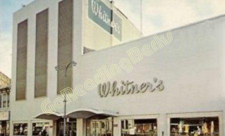 C. K. Whitner Co. Department Store