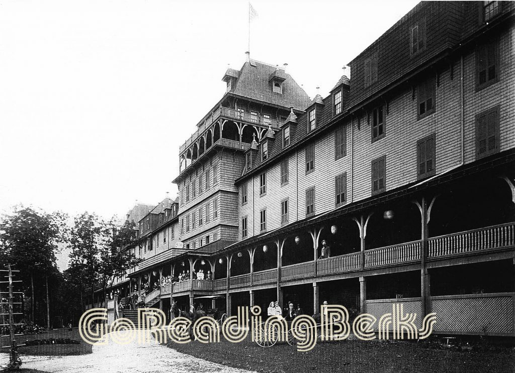 Neversink Mountain Hotel