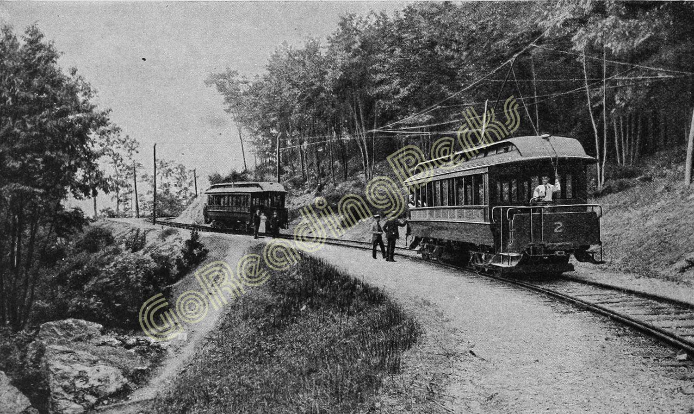 Neversink Mountain Electric Railroad
