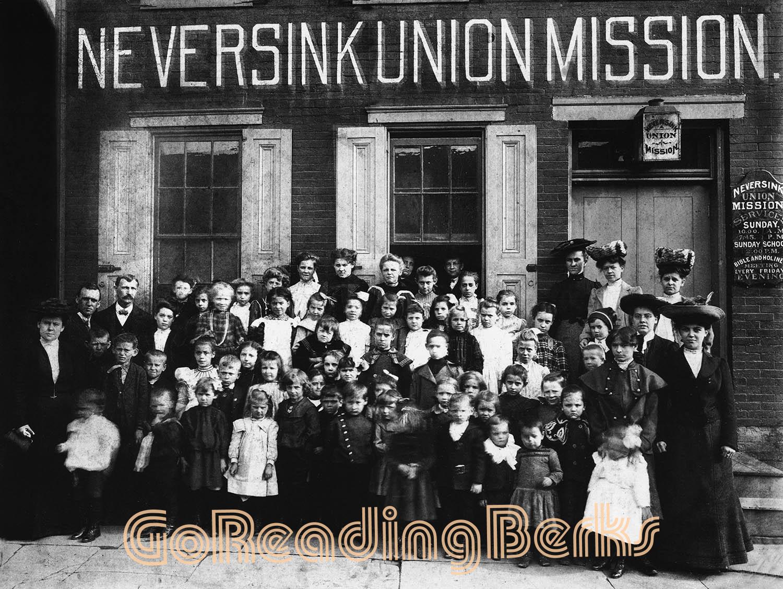 Neversink Union Mission, 1905.