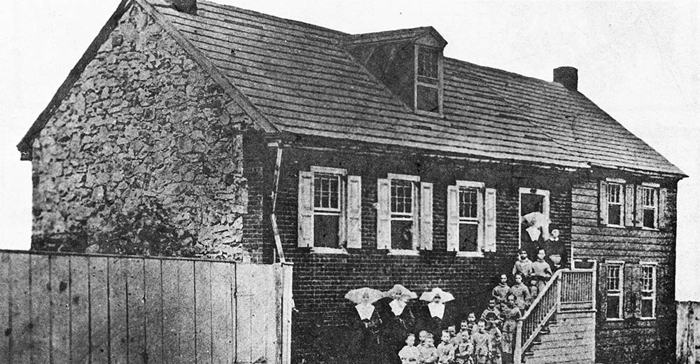 St. Catharine's Female Orphan's Asylum