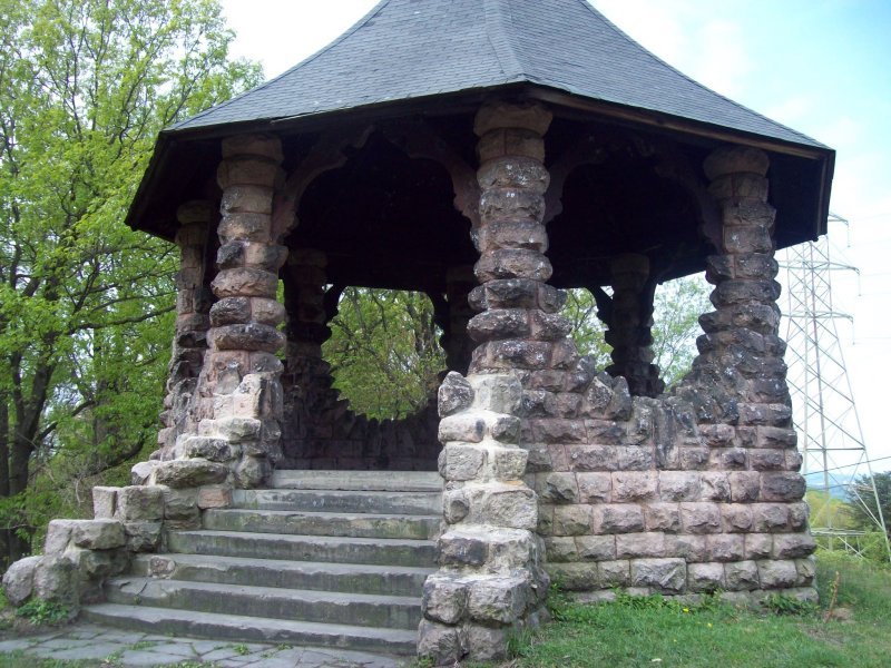 The Witch's Hat Pavilion