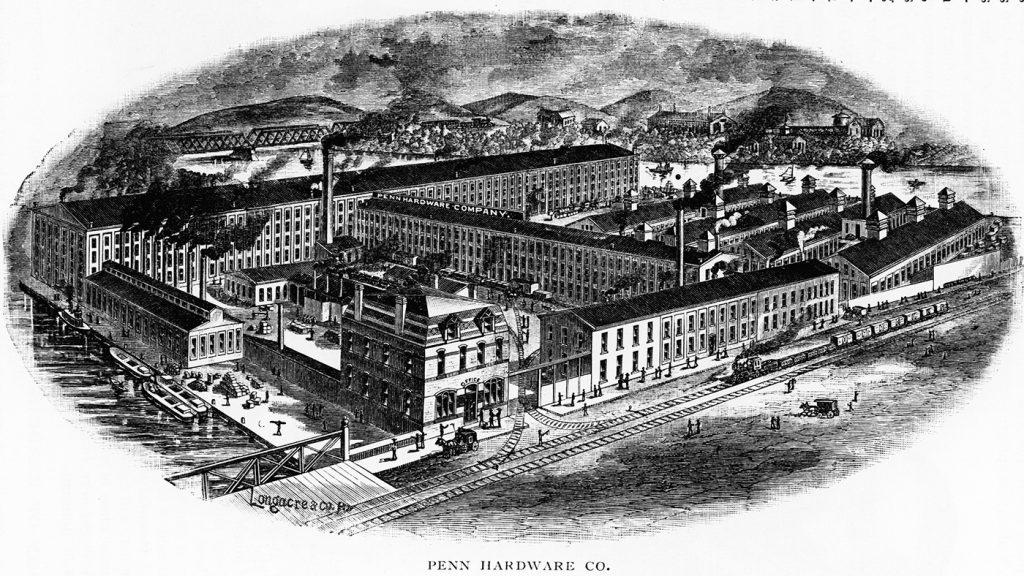 Penn Hardware Company Complex