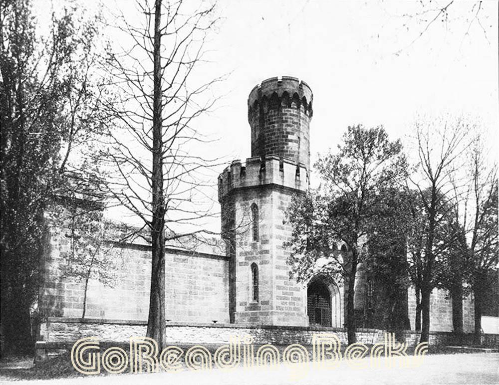 Berks County Prison in City Park