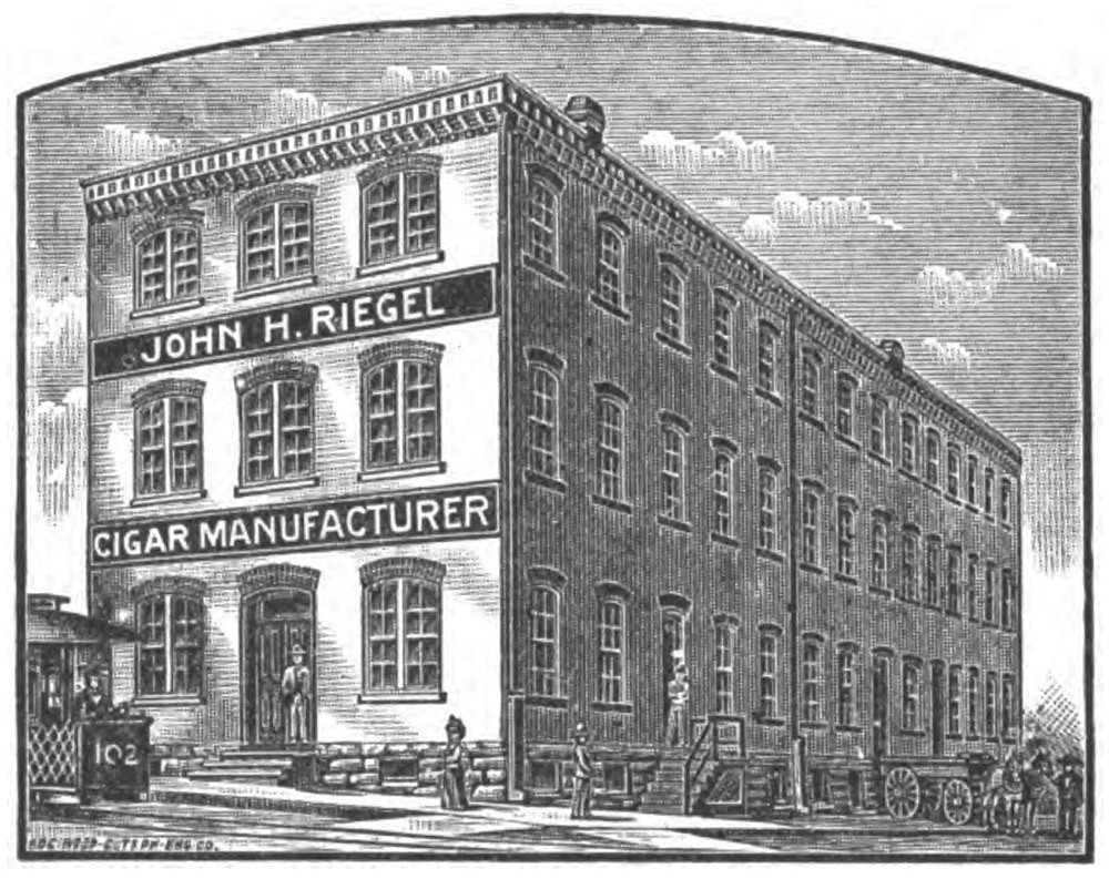 Riegel Cigar Factory