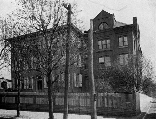 St. Catharine's Orphan Asylum for Girls