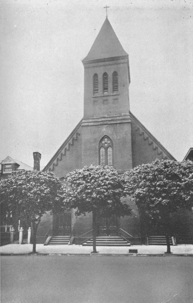 St. Joseph's Church, 1915