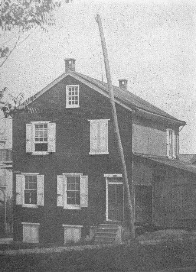 St. Joseph's Hospital, 1873