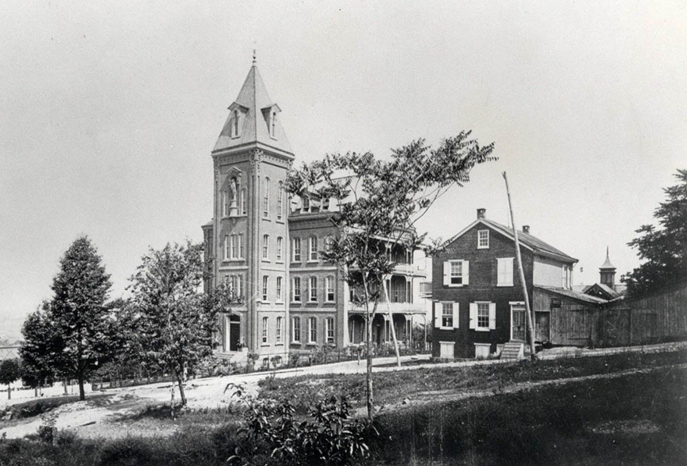 St. Joseph's Hospital, late 19th century