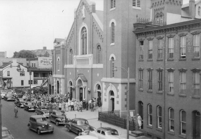 St. Paul's Church - 1938