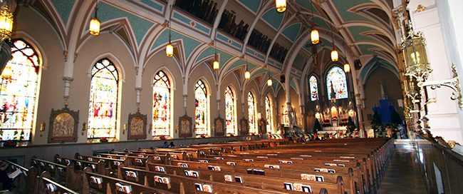 St. Peter's Church, Reading, PA