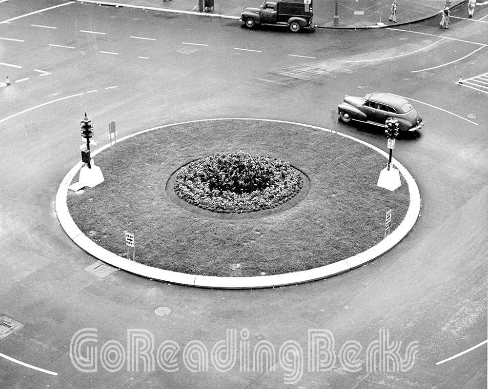 Penn Square Traffic Circle