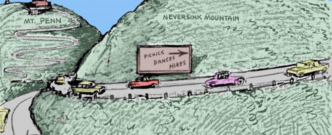 Neversink Scenic Drive