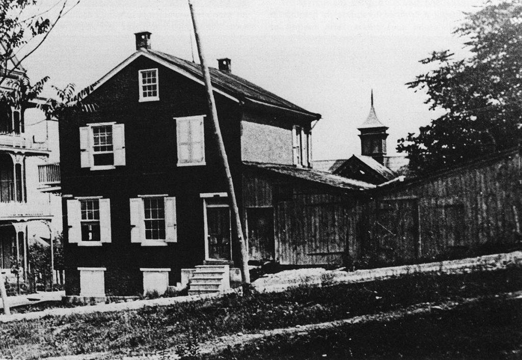 Original St. Joseph's Hospital