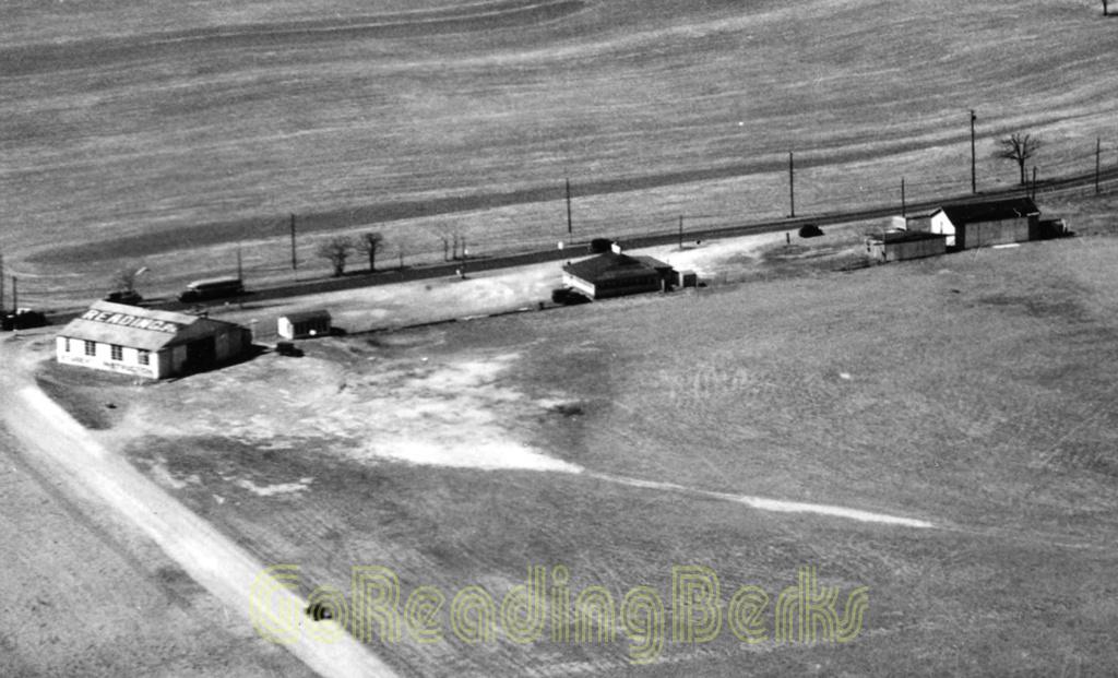 Whander Field, 1937