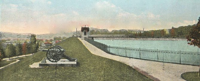 Hampden Park Reservoir