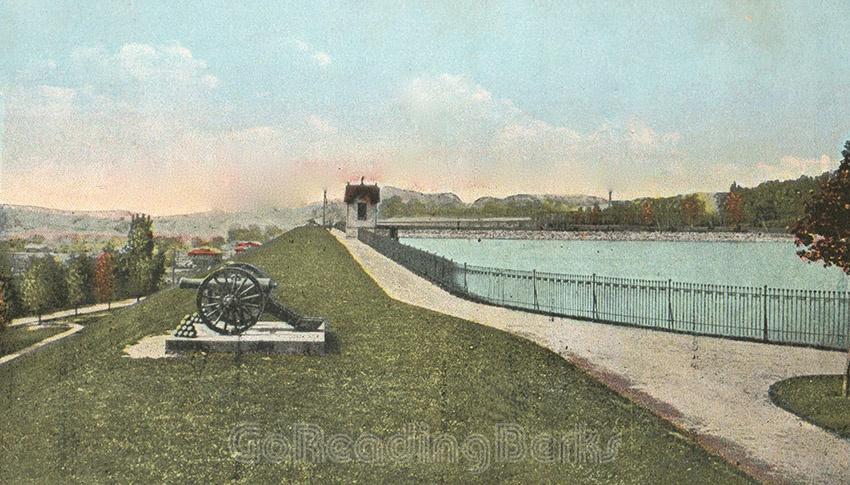 Hampden Park Reservoir