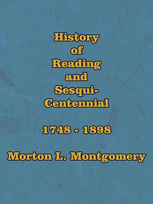 History of Reading, 1748 to 1898