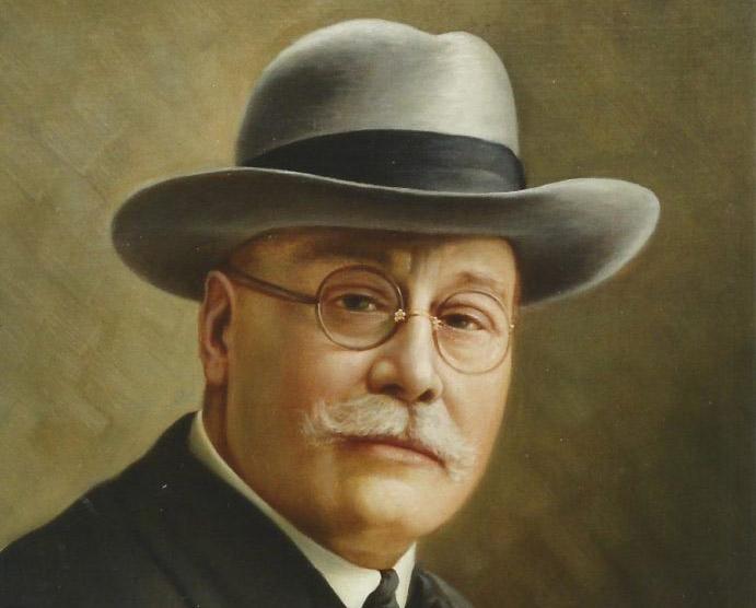 Count Berthold von Imhoff