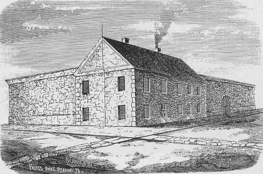 1770 Jail