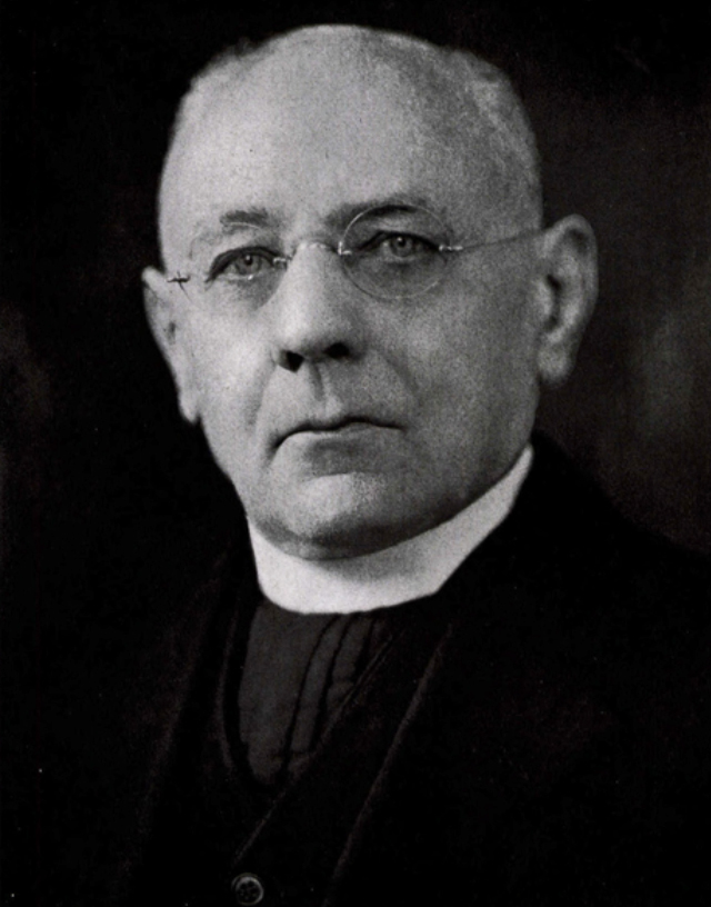 Rev. William Hammeke