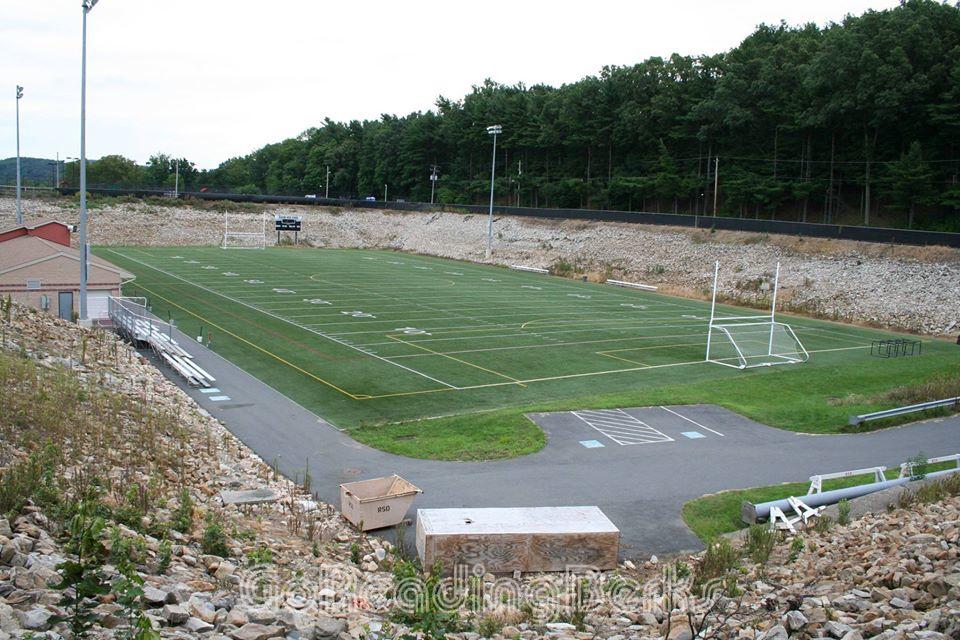 Hampden Park Athletic Field