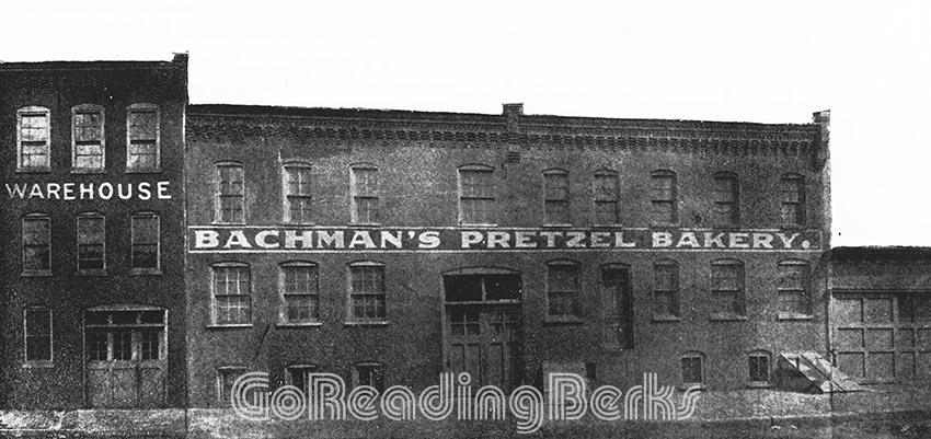 Bachman Pretzel Co. Nicholls Street Facility