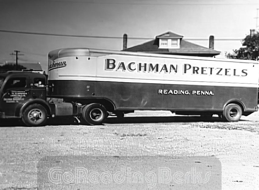Bachman Pretzels