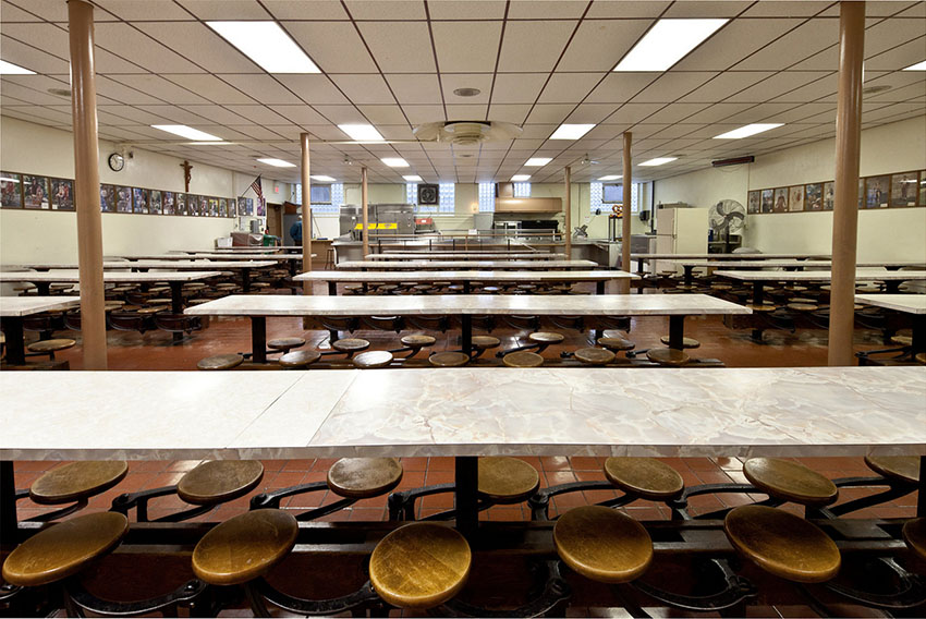 Reading Central Catholic High School Cafeteria
