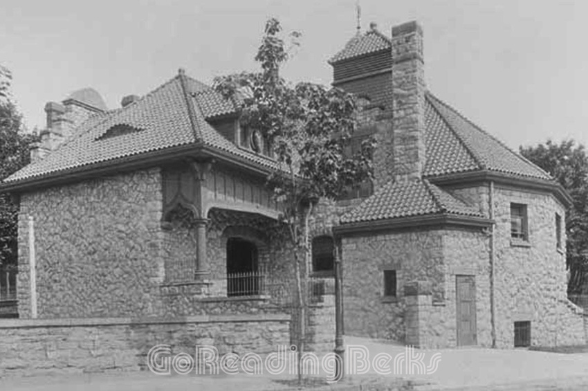 Wilhelm Mansion Carriage House