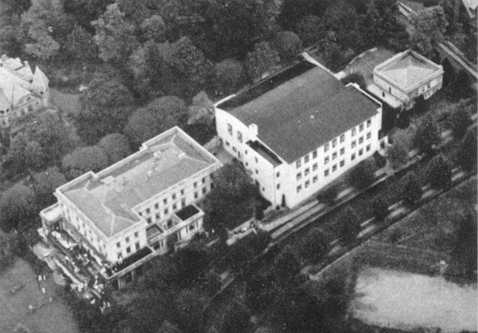 Reading Central Catholic High School, 1942