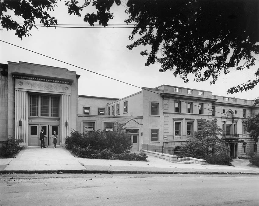 Reading Central Catholic High School, 1961