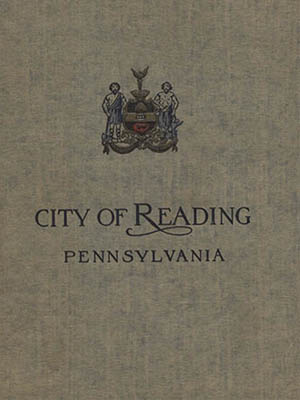 Reading City Hall Dedication Program