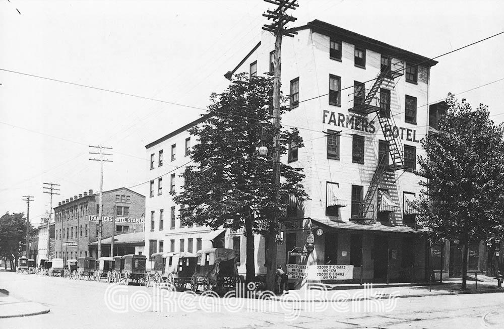 Farmers' Hotel