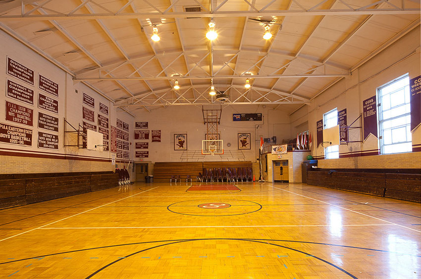 Reading Central Catholic High School Gymnasium