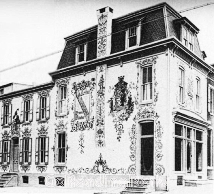 Count Berthold von Imhoff's home