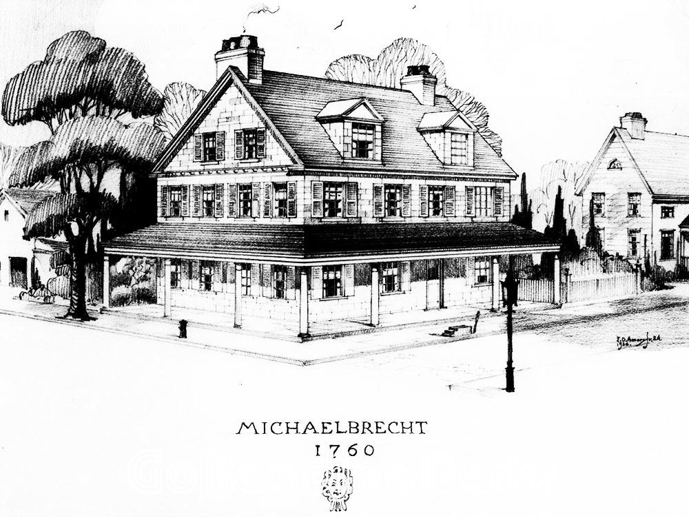 Michael Brecht Home