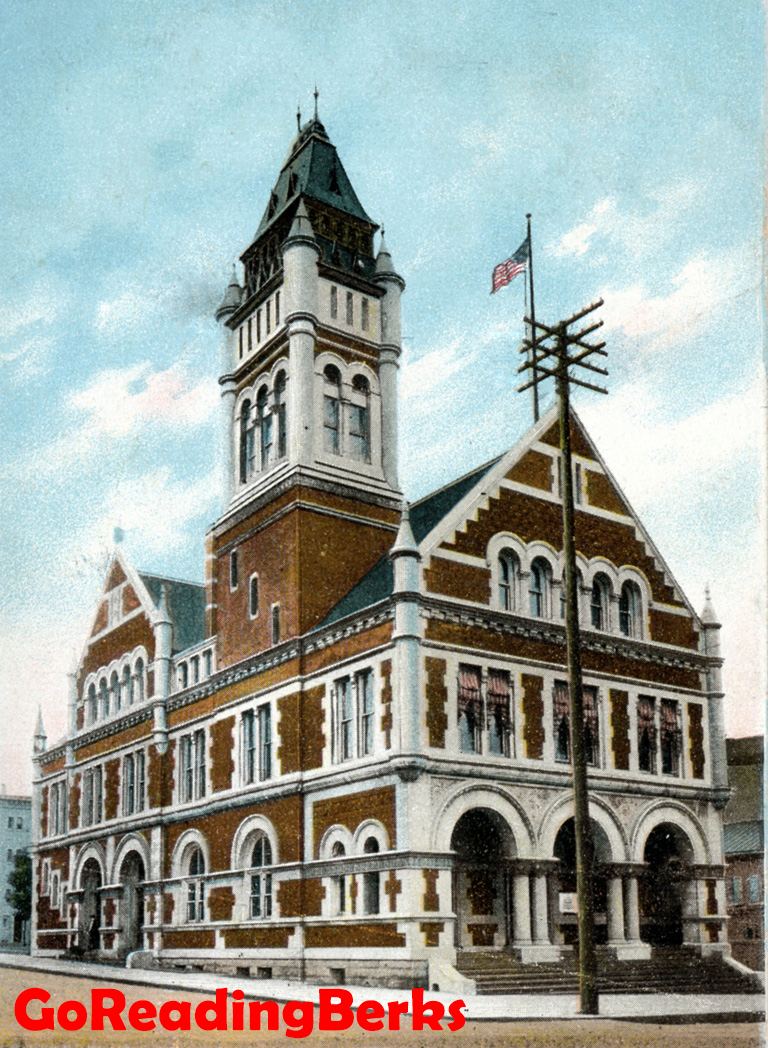 Old Post Office, Reading, PA