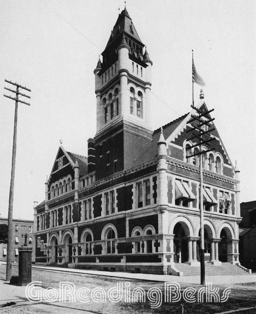 1889 Post Office