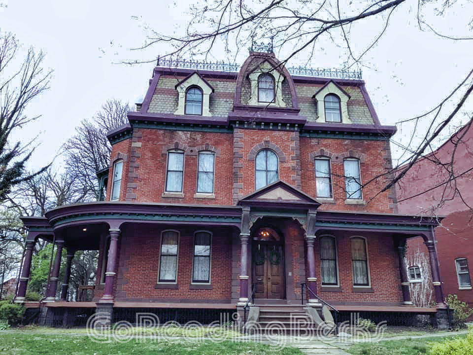 Overlook Mansion at 620 Centre Avenue