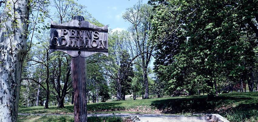 Reading City Park – Penn's Common