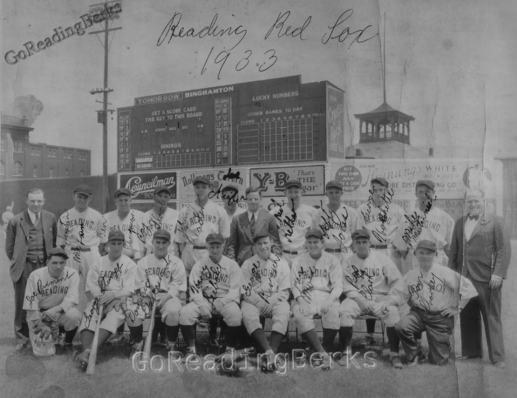 Reading Red Sox (1933)