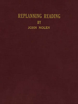 Replanning Reading by John Nolen