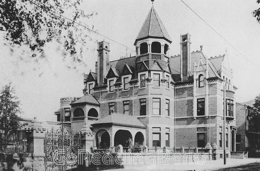 George Lauer Third and Chestnut Mansion