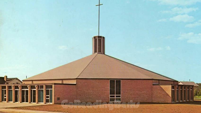 Saint Ignatius of Loyola in Whitfield