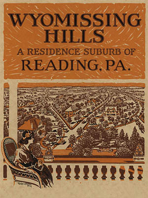 Wyomissing Hills, Residence Suburb of Reading, PA