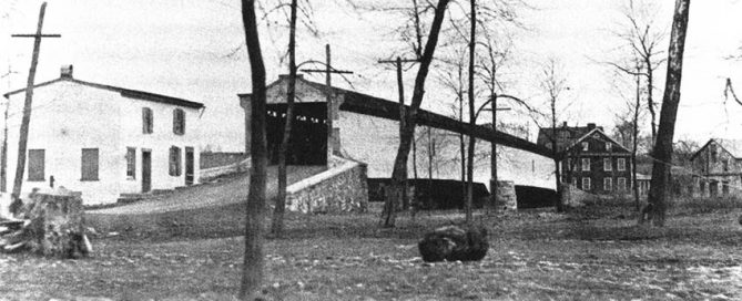 Leize's Covered Bridge
