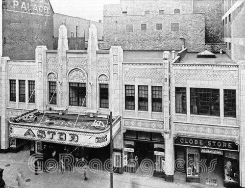 Astor Theatre – Penn Street – Reading PA