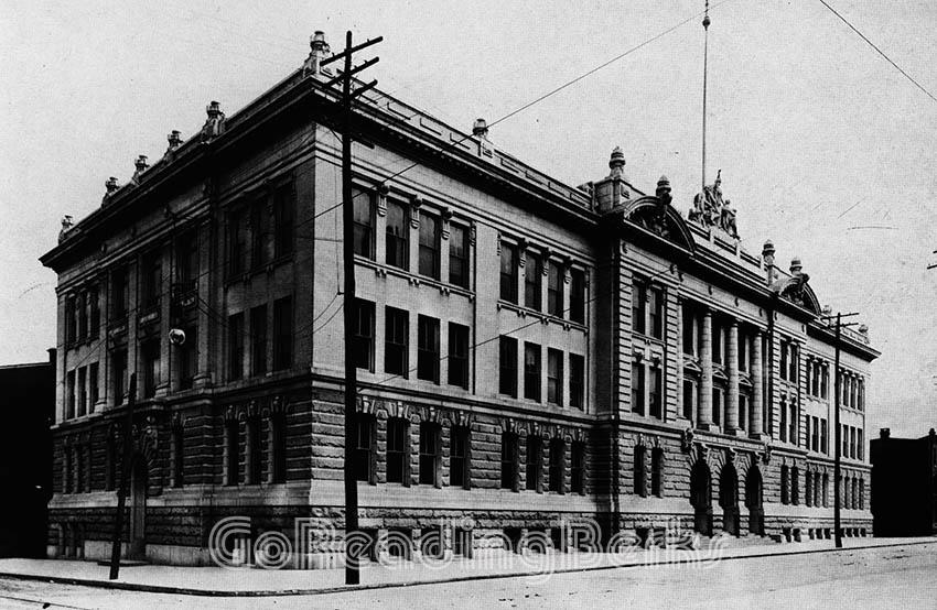 City Hall, Reading, PA