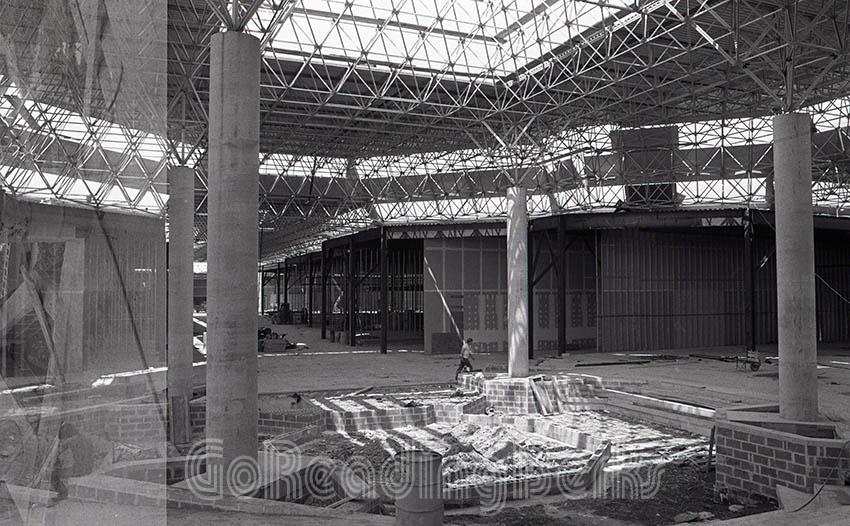 Fairgrounds Mall Construction